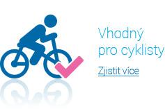 Zitenax - Vhodný pro cyklisty