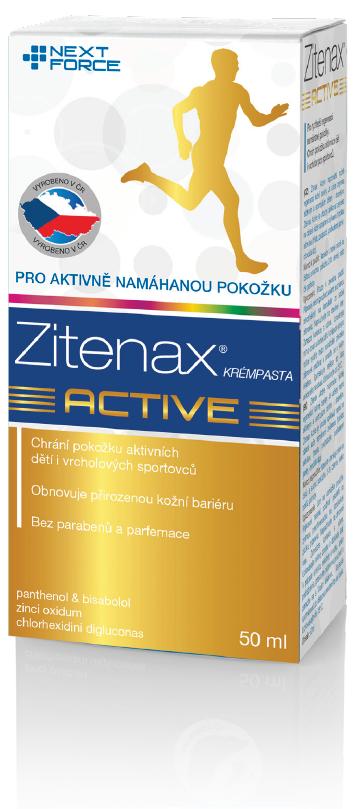 Zitenax Active - produkt
